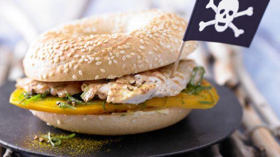 Rezept: Puten-Sandwich
