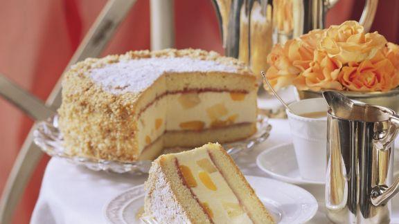 Rezept: Quark-Früchte-Torte