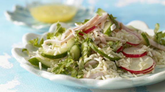Rezept: Radieschen-Reis-Salat