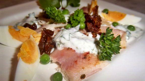 Rezept: Räucherfisch-Salat