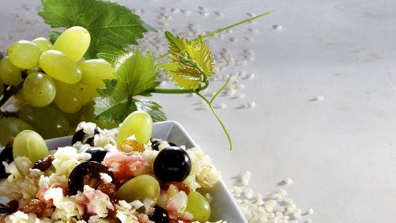 Rezept: Reismüsli mit Früchten