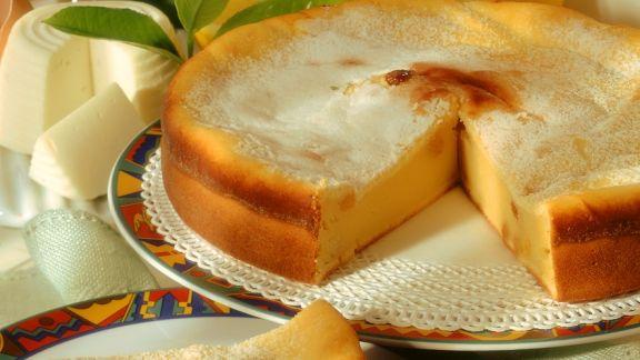 Rezept: Ricotta-Aprikosen-Kuchen