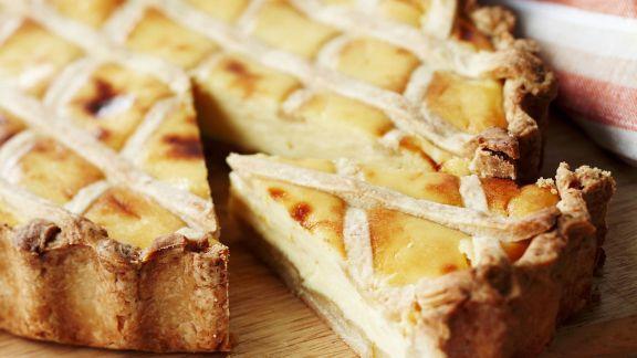 Rezept: Ricottakuchen nach sizilianischer Art