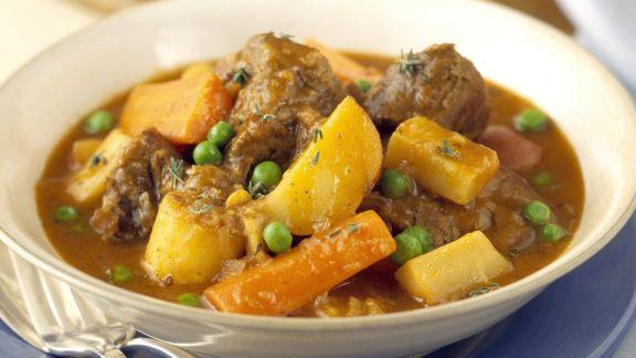Rezept: Rindfleisch-Kartoffel-Topf