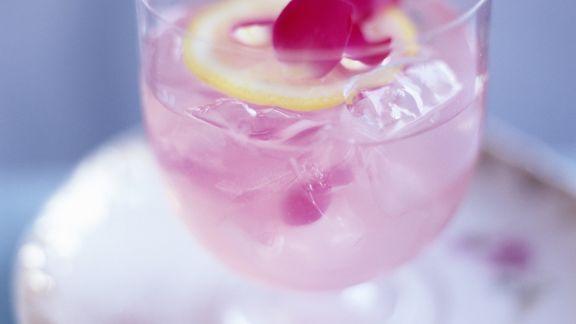 Rezept: Rosen-Cocktail