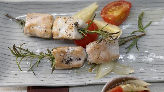 Rezept: Rosmarin-Kaninchen-Spieße