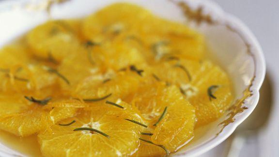 Rezept: Rosmarin-Orangen