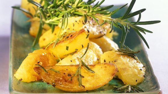 Rezept: Rosmarinkartoffeln