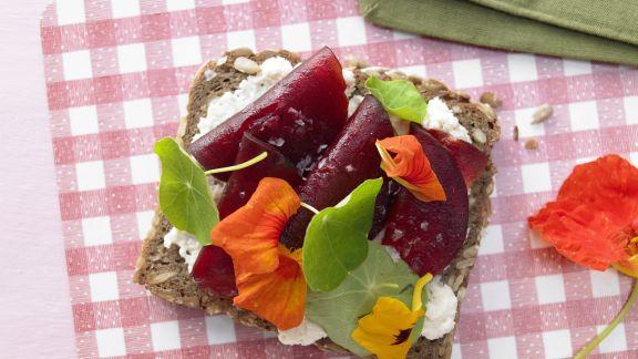 Rezept: Rote-Bete-Brote