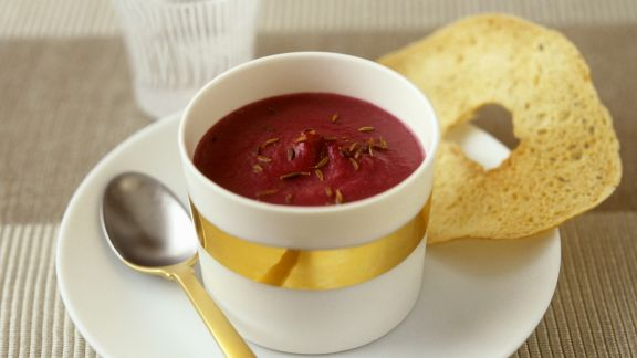Rezept: Rote-Bete-Suppe