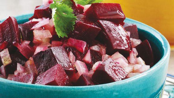 Rezept: Rote-Bete-Zwiebel-Salat