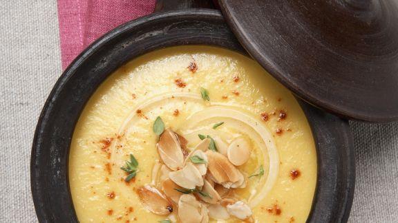 Rezept: Safran-Zwiebel-Suppe