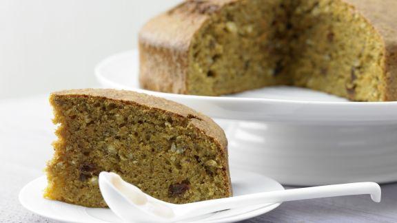 Rezept: Saftiger Möhren-Nuss-Kuchen
