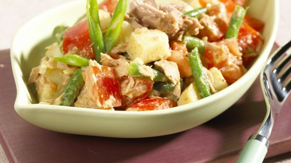 Rezept: Salade Nicoise
