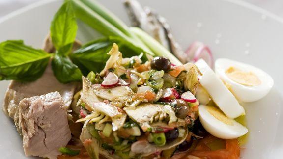 Rezept: Salat nach Nizza-Art