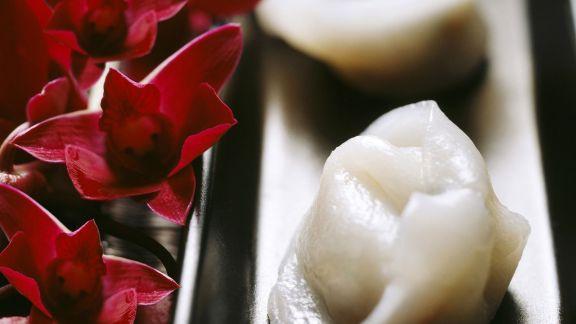 Rezept: Sashimi aus Jakobsmuscheln