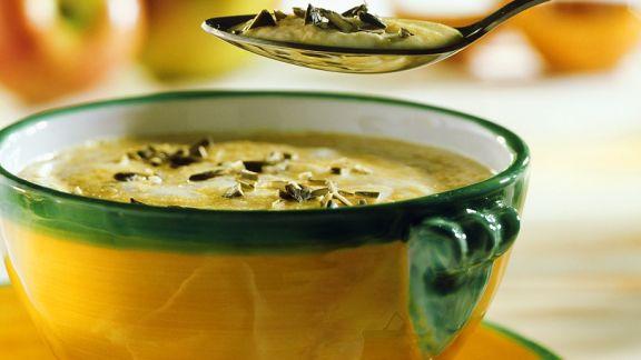 Rezept: Sauerkrautsuppe