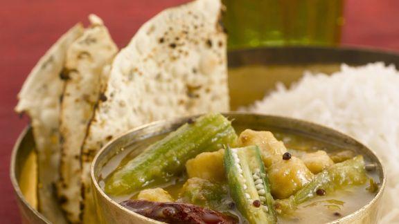 Rezept: Scharfe Gemüsesuppe mit Tamarinde