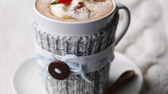 Rezept: Scharfe heiße Schokolade