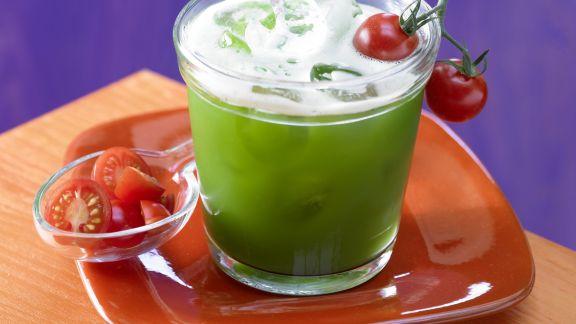 Rezept: Scharfer Gemüse-Cocktail