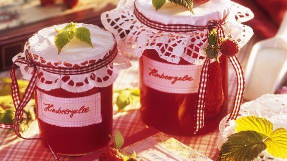 Rezept: Schnelles Johannisbeergelee