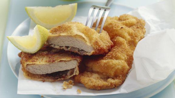 Rezept: Schnitzel Wiener Art