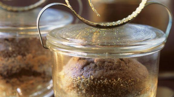 Rezept: Schoko-Kaffee-Küchlein im Weckglas