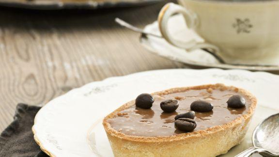 Rezept: Schoko-Kaffee-Tartelett