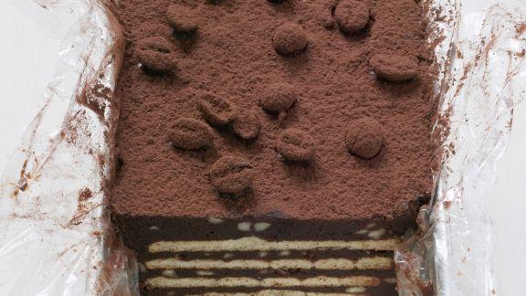 Rezept: Schoko-Keks-Kuchen