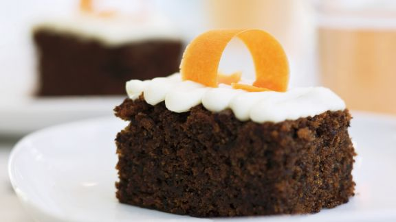 Rezept: Schoko-Möhren-Kuchen