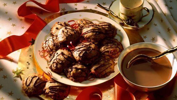 Rezept: Schokola-Kaffeekekse