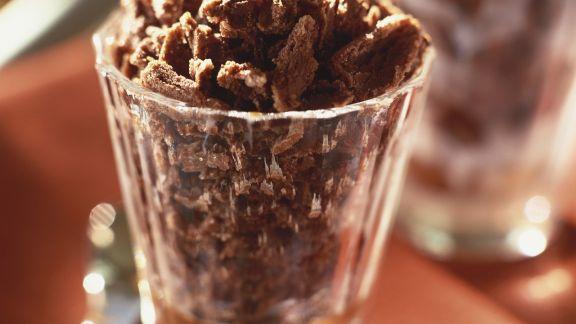 Rezept: Schokoladen-Granité