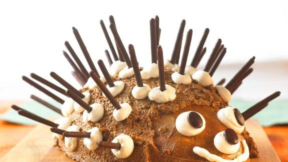 Rezept: Schokoladen-Igel