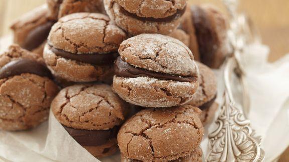Rezept: Schokoladen-Macarons