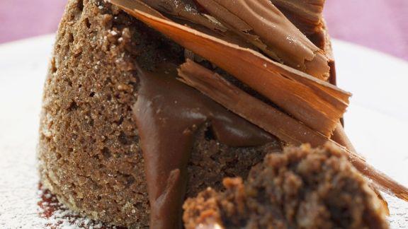 Rezept: Schokoladensoufflee