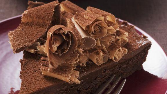 Rezept: Schokoladentorte