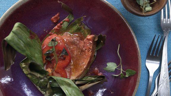 Rezept: Schwertfisch nach mexikanischer Art