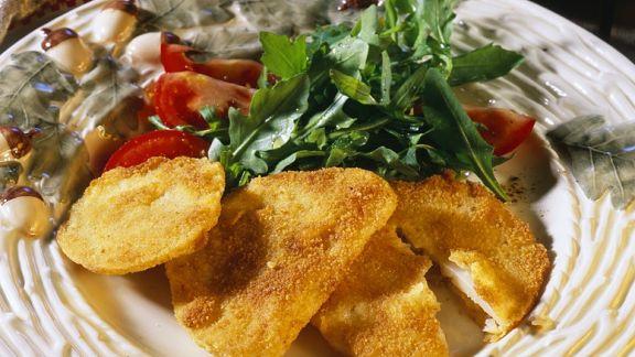 Rezept: Sellerieschnitzel