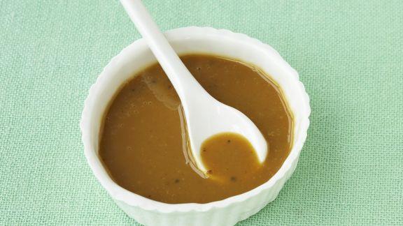 Rezept: Senfdressing mit Honig