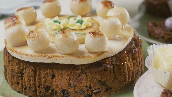 Rezept: Simnel cake