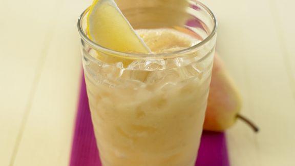 Rezept: Smoothie mit Banane und Birne