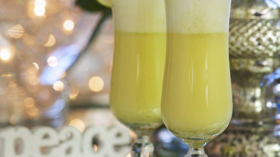 Rezept: Snowball-Cocktail mit Eierlikör