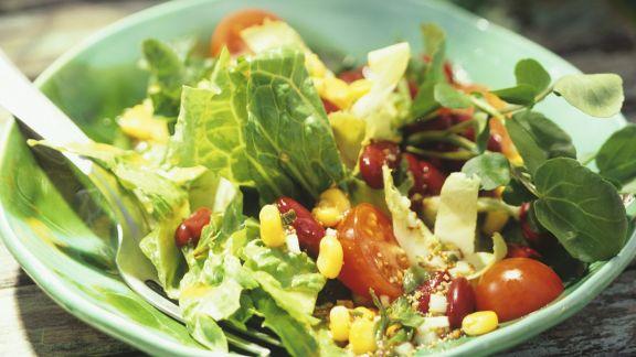 Rezept: Sommerlicher Salat
