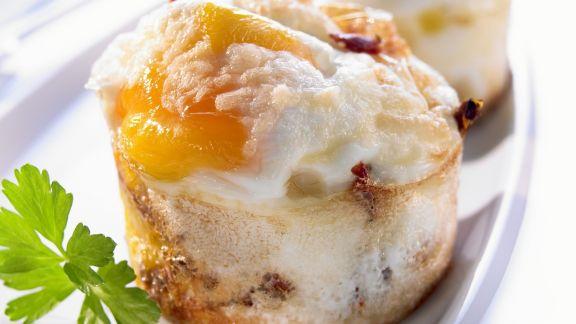 Rezept: Soufflee mit Ei