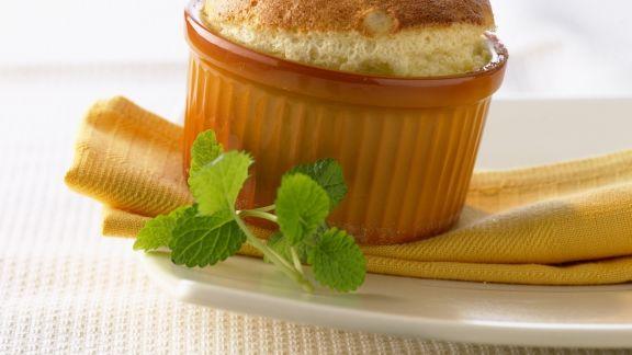 Rezept: Soufflee mit Grand Marnier