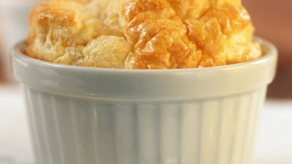 Rezept: Soufflee mit Käse