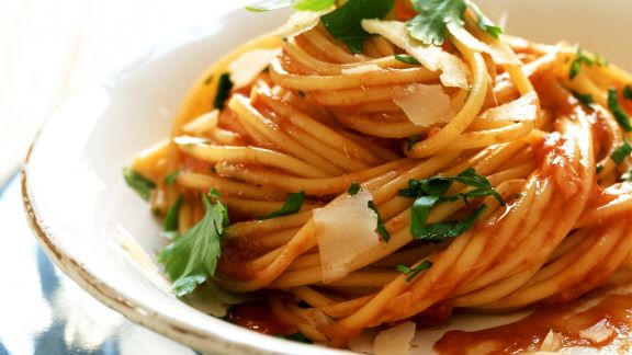Rezept: Spaghetti Diavolo