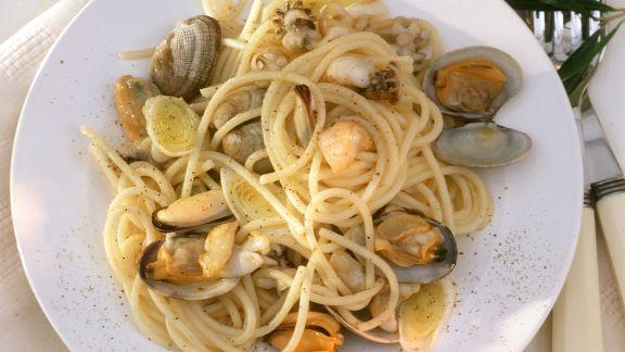 Rezept: Spaghetti nach venezianischer Art
