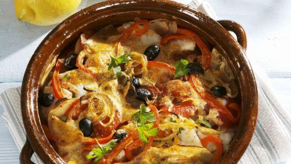 Rezept: Spanischer Fischtopf