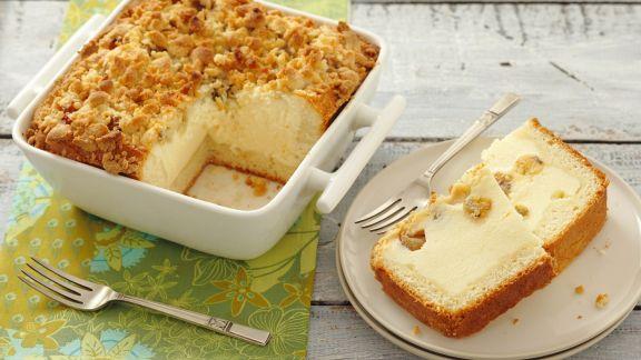 Rezept: Stachelbeer-Käsekuchen